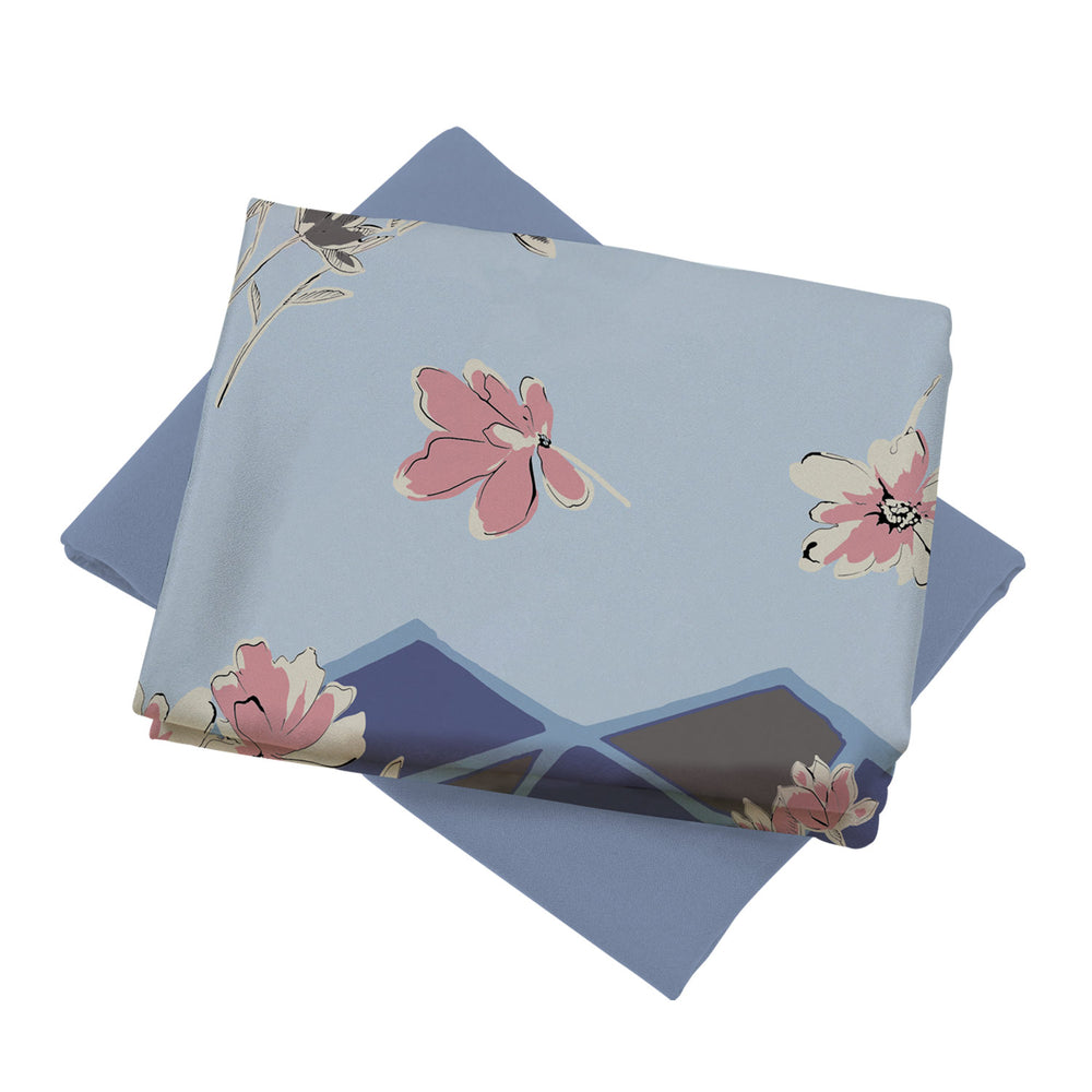 Mix and Match Palino Crepe Astria (Baby Blue)