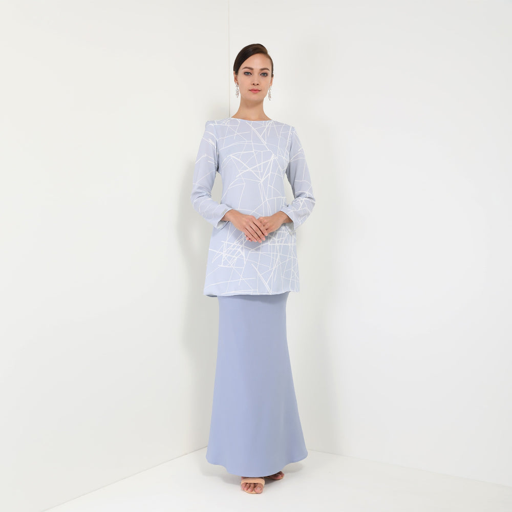 Rossi kurung D1 (Powder Blue)