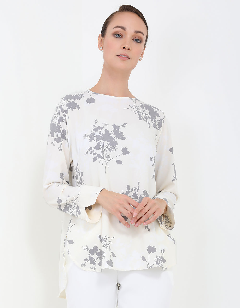 Vienna Tunic - Grey