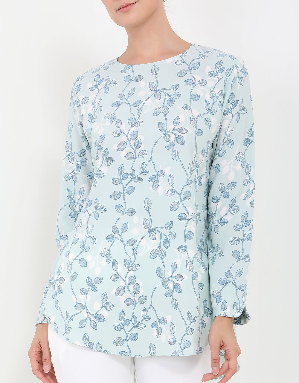 Vienna Tunic D5 - Mint