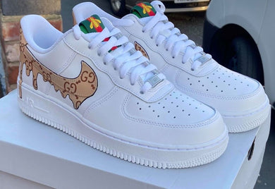 Custom Air Force 1s