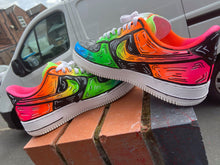 Load image into Gallery viewer, Neon Custom AF1's
