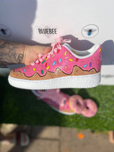Load image into Gallery viewer, Custom Doughnuts Air Force 1