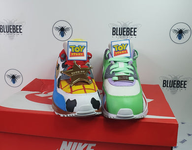 Custom Nike Air Max Toy Story Woody.