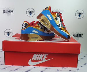 Custom  Air Max Toy Story Woody.