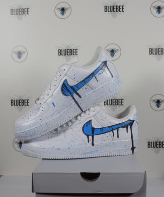 Splash personalizado de Air Force 1