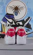 Load image into Gallery viewer, Custom Air Force 1 Drips