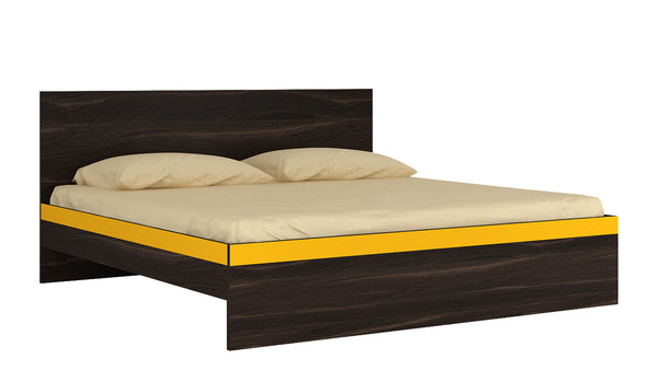 Adona Adonica Fusion King Bed in Plywood