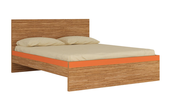 Adona Adonica Fusion Queen Bed in Plywood