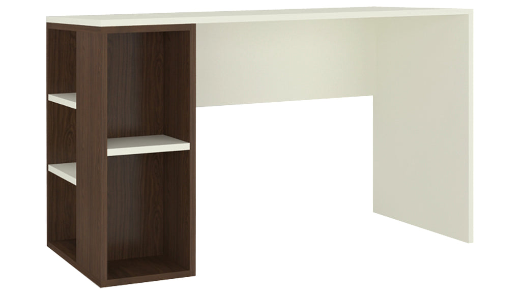 Adona Astra Study Desk w/Open Shelves