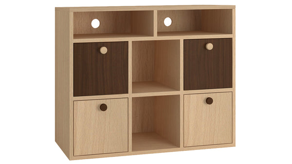 Adona Lorena TV Unit-cum-Storage Cabinet