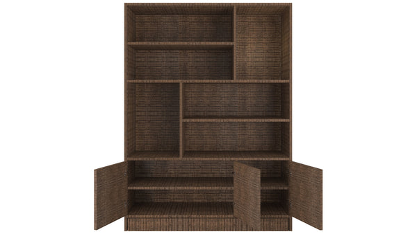 Adona Montana Large Bookshelf-cum-Display Cabinet