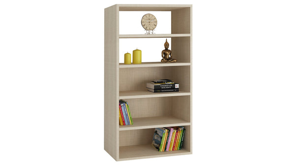 Adona Odessa Large Bookshelf-cum-Display Cabinet Bronze Cambric
