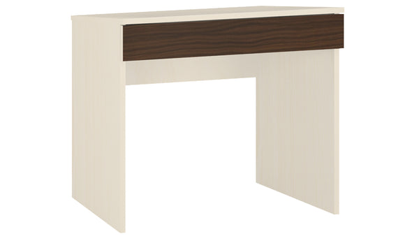 Adona Primera Light Wood Study Desk w/Drawer