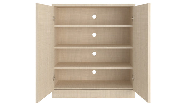 Adona Primera Shoe Rack with Ventilated Shelves
