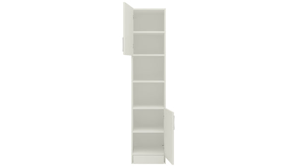 Adona Roca Tall Bookshelf-Cum-Display Cabinet