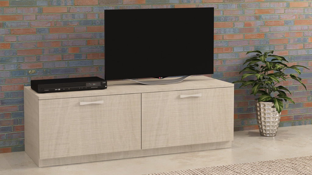 Adona Romano Media Stand and TV Unit w/2 Drawers