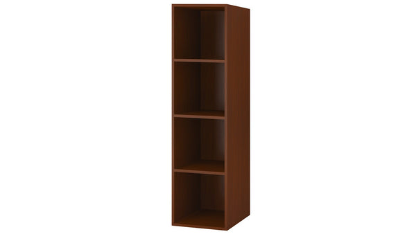 Adona Saratoga Bookshelf-cum-Display Cabinet Bronze Cambric
