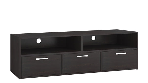 Adona Tiara Large Media Stand and TV Unit w/3 Drawers