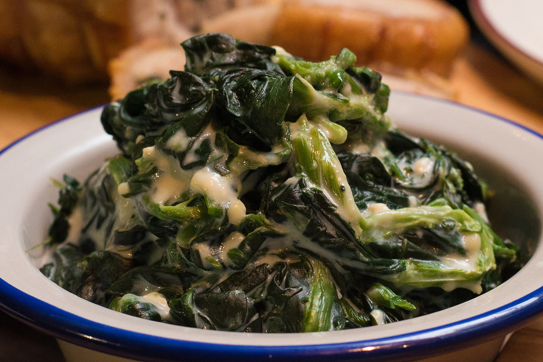 Sunday Catering Singapore: Creamed Spinach