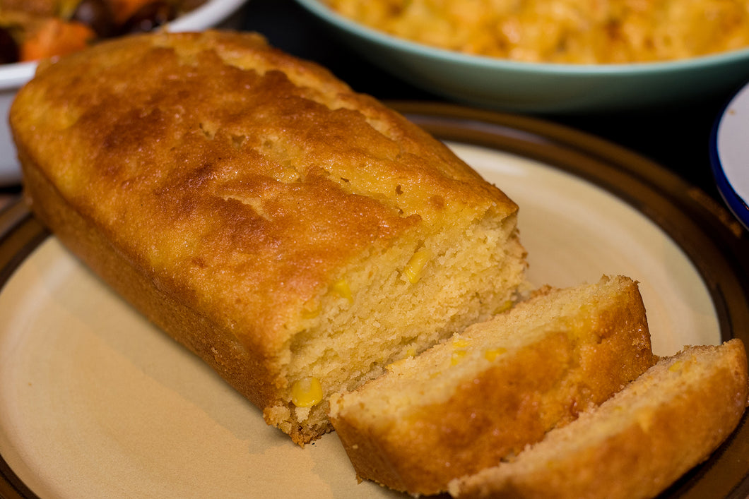 Sunday Catering Singapore: Honey Butter Cornbread