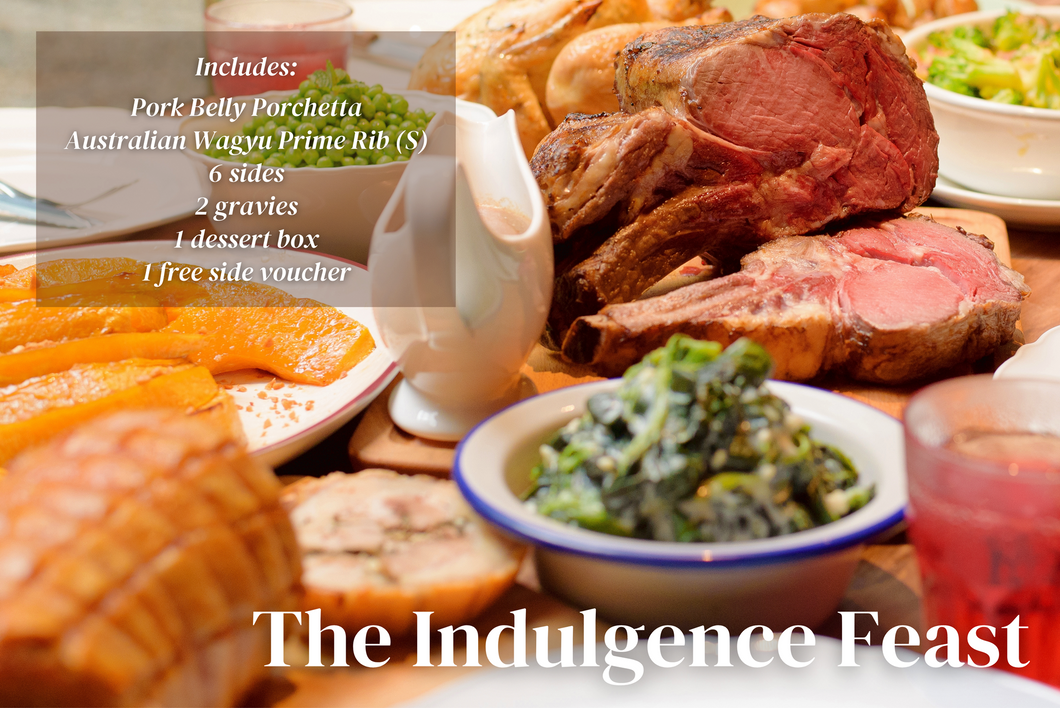 Mother's Day Special: The Indulgence Feast