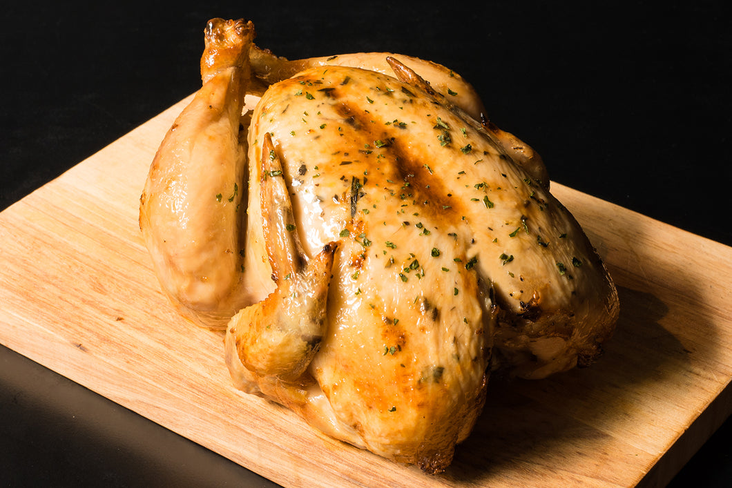 Sunday Catering Singapore: Classic Roast Chicken
