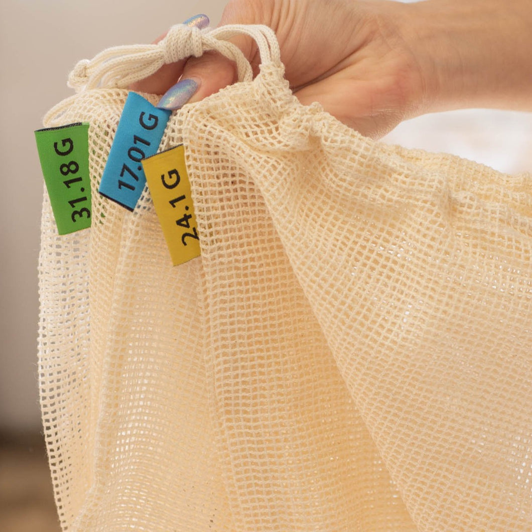 PRODUCE BAGS - SET OF 6