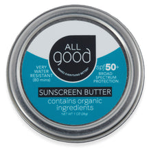 Load image into Gallery viewer, SUNSCREEN BUTTER 50 SPF