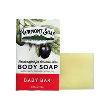 Load image into Gallery viewer, BODY WASH SOAP BAR - VERMONT SOAP