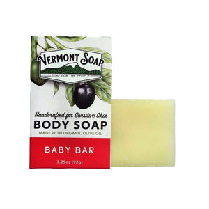 BODY WASH SOAP BAR - VERMONT SOAP