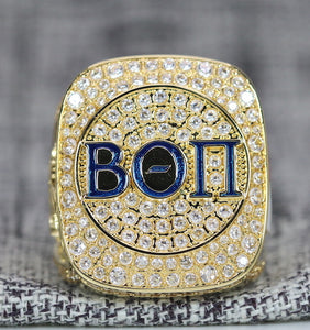 Beta Theta Pi Fraternity Ring (ΒΘΠ) - Shine Series