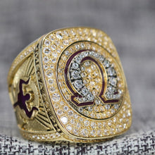 Load image into Gallery viewer, SPECIAL EDITION Omega Psi Phi (Upsilon Beta 50th Anniversary) Fraternity Ring (ΩΨΦ) - Shine Series