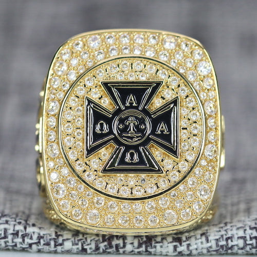 Alpha Tau Omega Fraternity Ring (ΑΤΩ) - Shine Series
