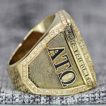 Load image into Gallery viewer, Alpha Tau Omega Fraternity Ring (ΑΤΩ) - Premium Series