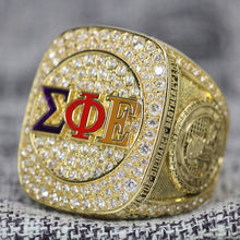 Load image into Gallery viewer, Sigma Phi Epsilon Fraternity Ring (ΣΦΕ) - Premium Series