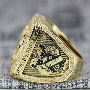 Sigma Nu Fraternity Ring (ΣΝ) - Shine Series