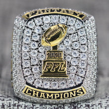 Load image into Gallery viewer, Fantasy Football Championship Ring (2020)