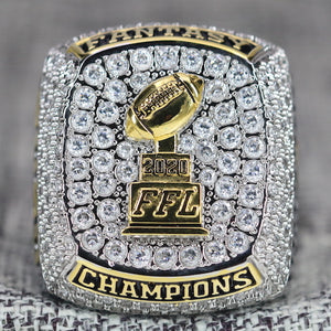 Fantasy Football Championship Ring (2020)
