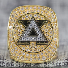 Load image into Gallery viewer, Delta Chi Fraternity Ring (ΔΧ) - Shine Series