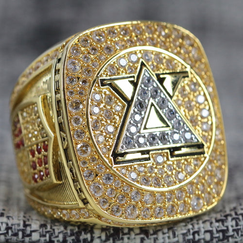 Delta Chi Fraternity Ring (ΔΧ) - Shine Series