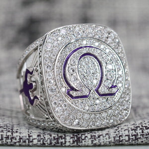 Omega Psi Phi Fraternity Ring (ΩΨΦ) - Shine Series