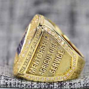The Males Place Warrior Ring