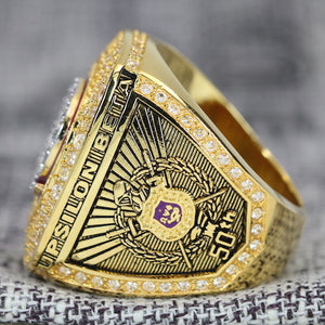 SPECIAL EDITION Omega Psi Phi (Upsilon Beta 50th Anniversary) Fraternity Ring (ΩΨΦ) - Shine Series