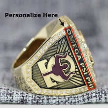Load image into Gallery viewer, Omega Psi Phi Fraternity Ring (ΩΨΦ) - Shine Series