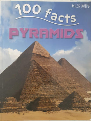 100 Facts PYRAMIDS Like New, 12+ Yrs Recuddles.ch  (6664904442041)