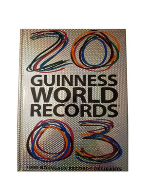 20 Guinness World Records 03 Like New Recuddles.ch  (4620178587703)