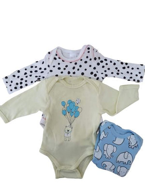 3 Body Suits C&A, 0-3 months C&A  (4608318799927)