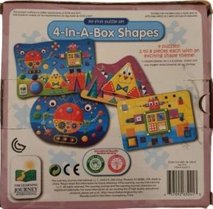 4-In-A-Box Shapes Like New Not Applicable  (4627675643959)