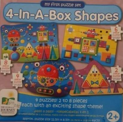 4-In-A-Box Shapes